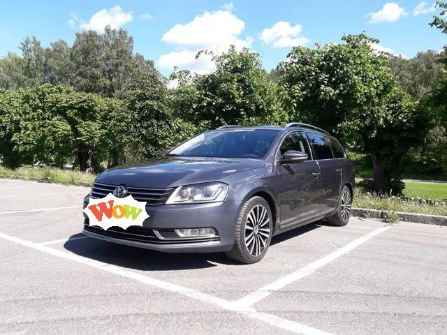 Volkswagen Passat modèle 2011  - Foto 1
