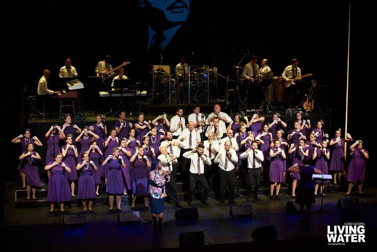 Casting/Audiciones para entrar en el Coro Gospel LW de #Madrid  - Foto 2
