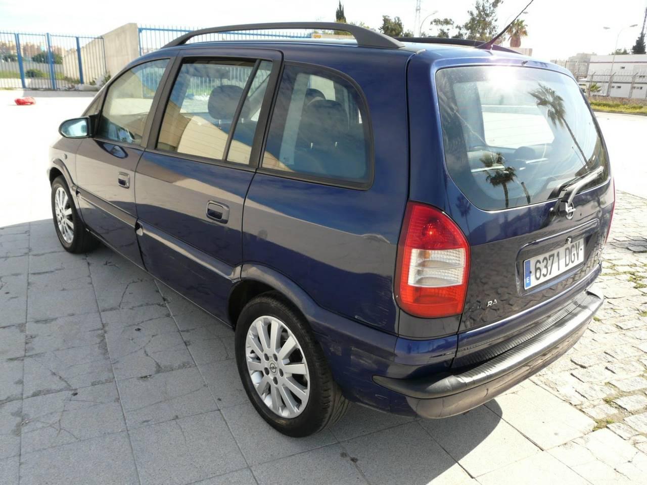 Opel zafira 2.0dti  - Foto 2