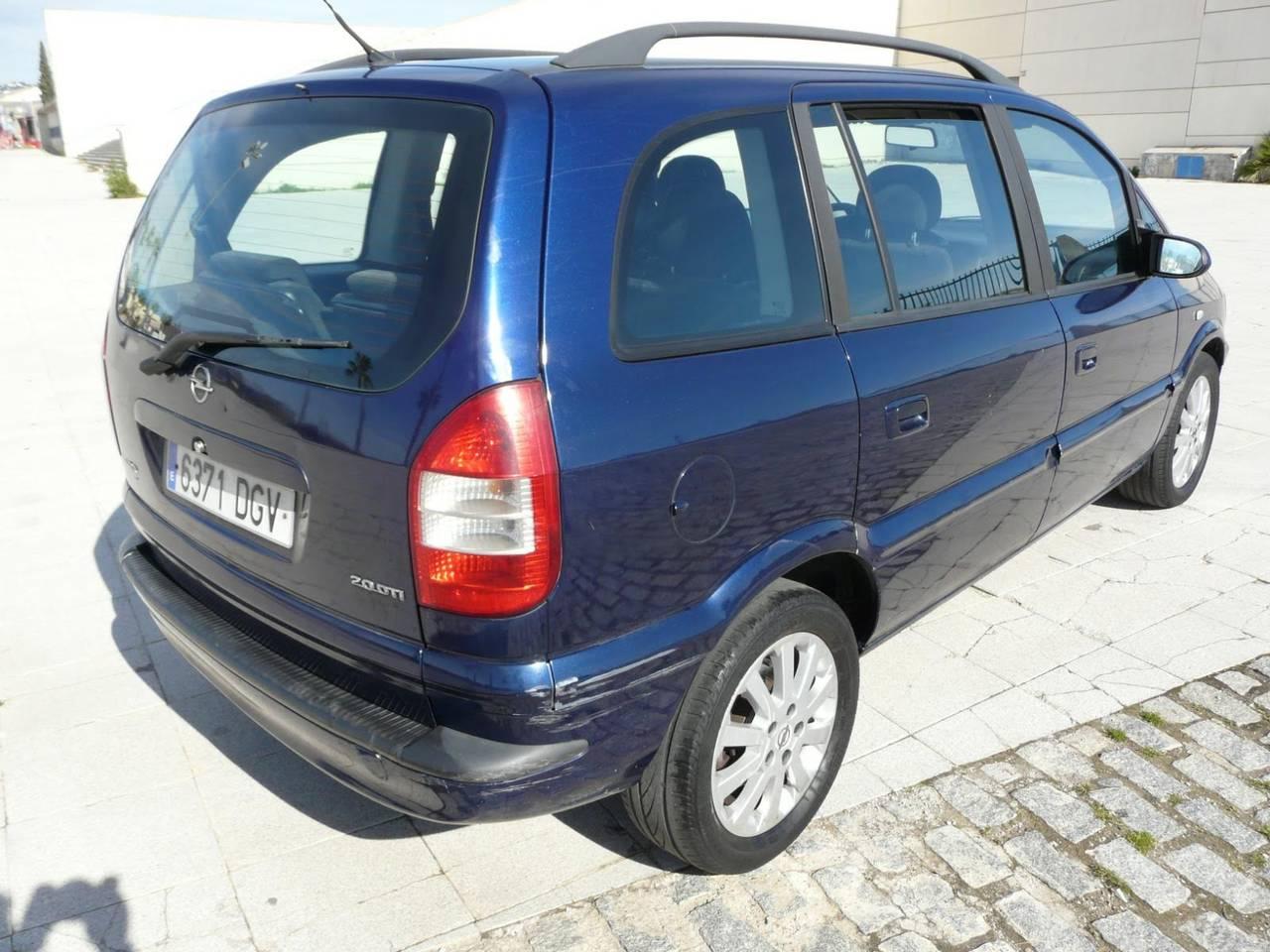 Opel zafira 2.0dti  - Foto 4