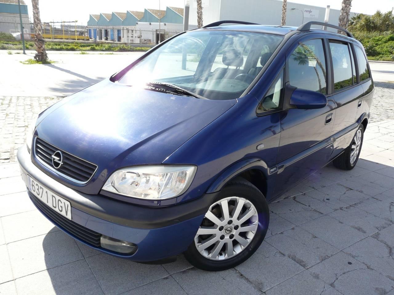 Opel zafira 2.0dti  - Foto 1