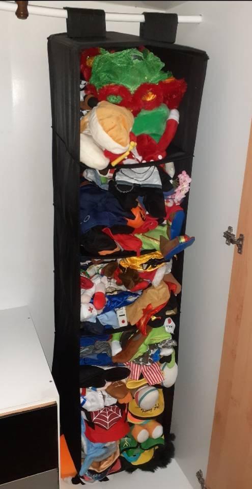 organizador-guardaobjetos-colgador-clasificador y regalo 8 cojines  - Foto 5