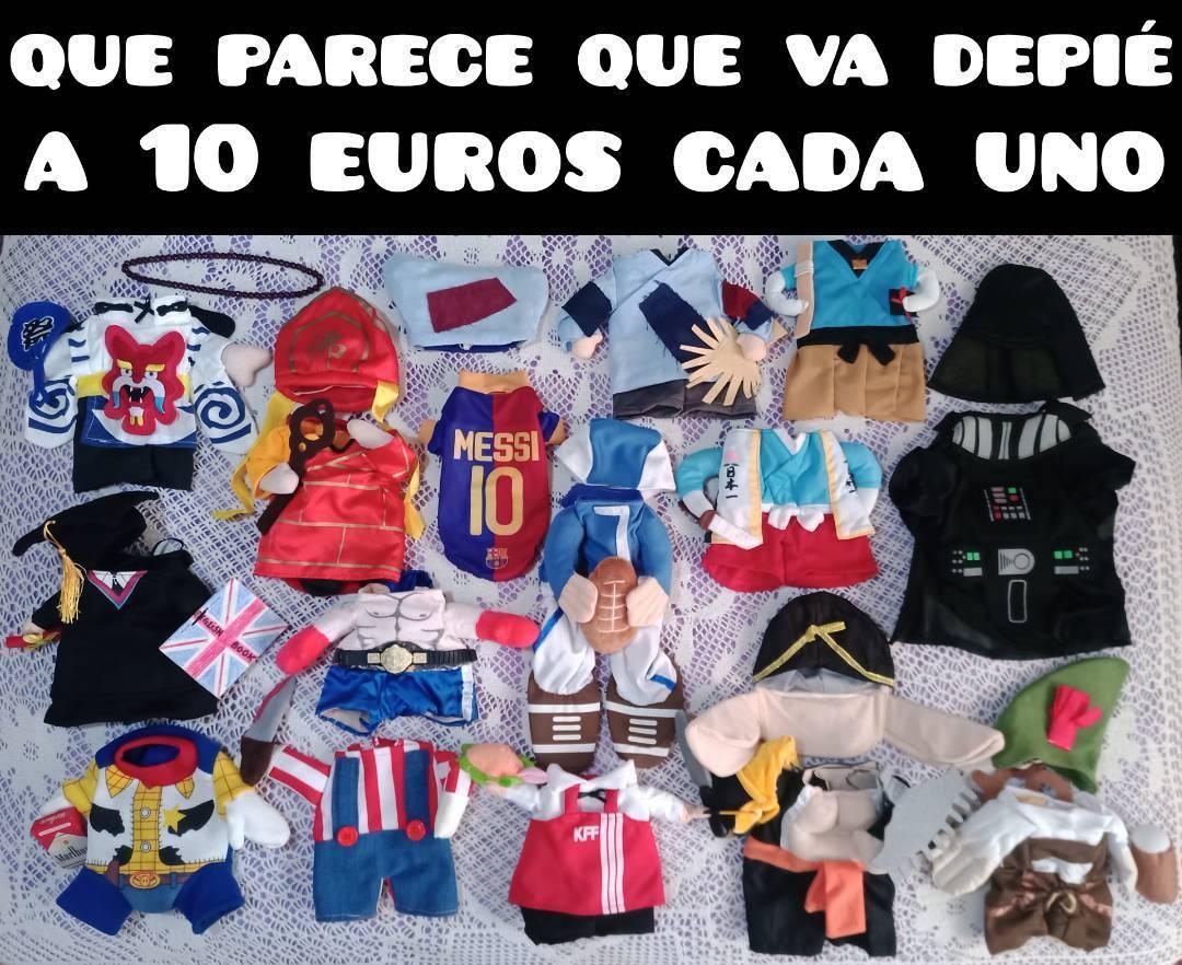 ropa y disfraces para mascota desde 2 a 15 euros  - Foto 8