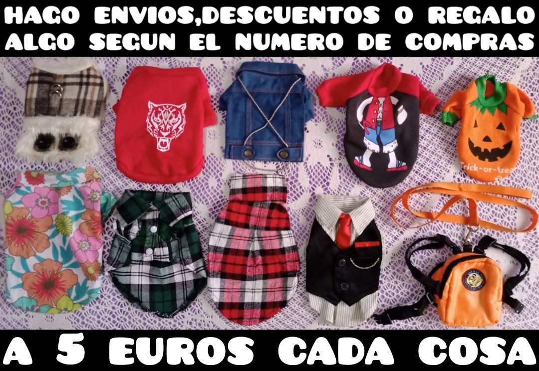 ropa y disfraces para mascota desde 2 a 15 euros  - Foto 5
