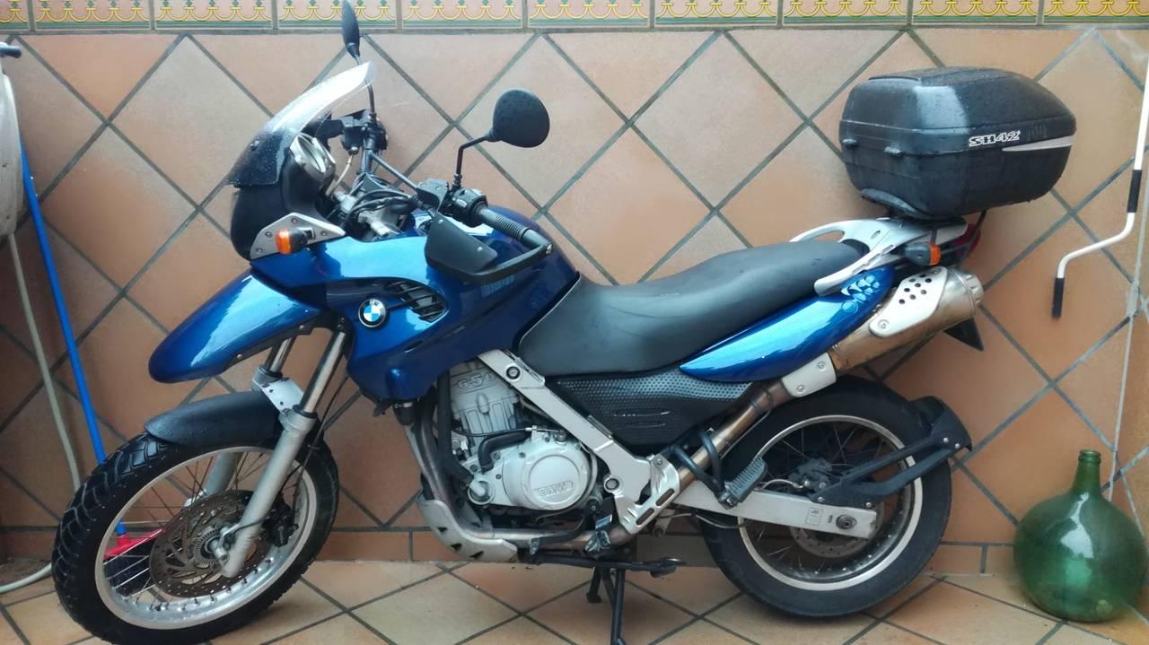 Motocicleta  - Foto 1