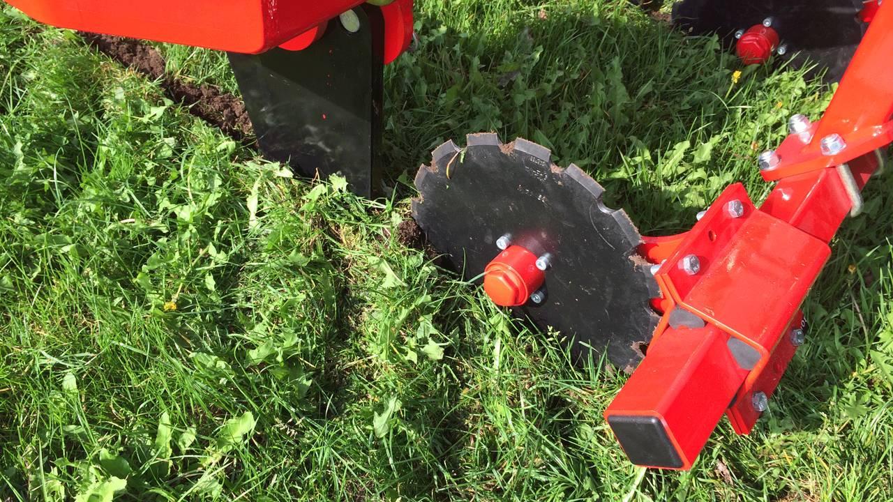 SUBSOLADOR GRASS-TILLER 1,8M DE LABOR para línea clave  - Foto 10