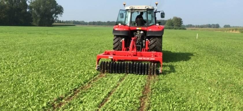 SUBSOLADOR GRASS-TILLER 1,8M DE LABOR para línea clave  - Foto 9