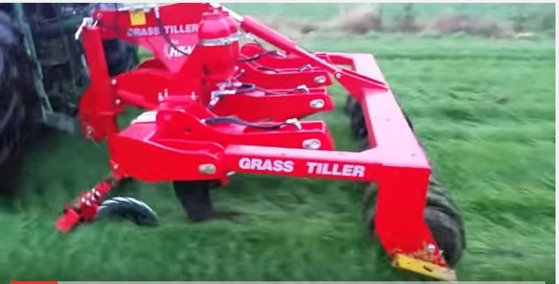 SUBSOLADOR GRASS-TILLER 1,8M DE LABOR para línea clave  - Foto 8