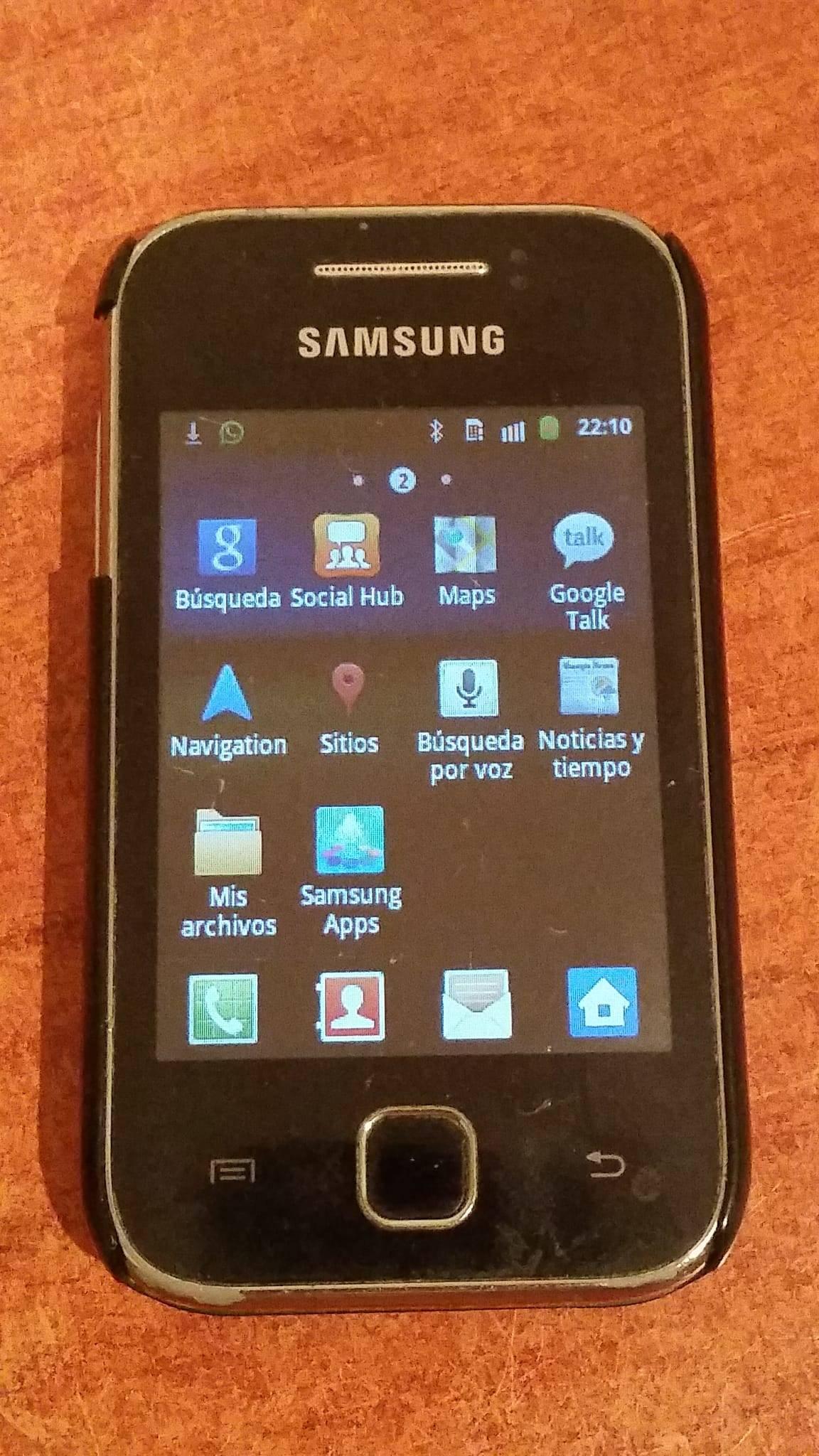 Samsung Galaxy Young  - Foto 2