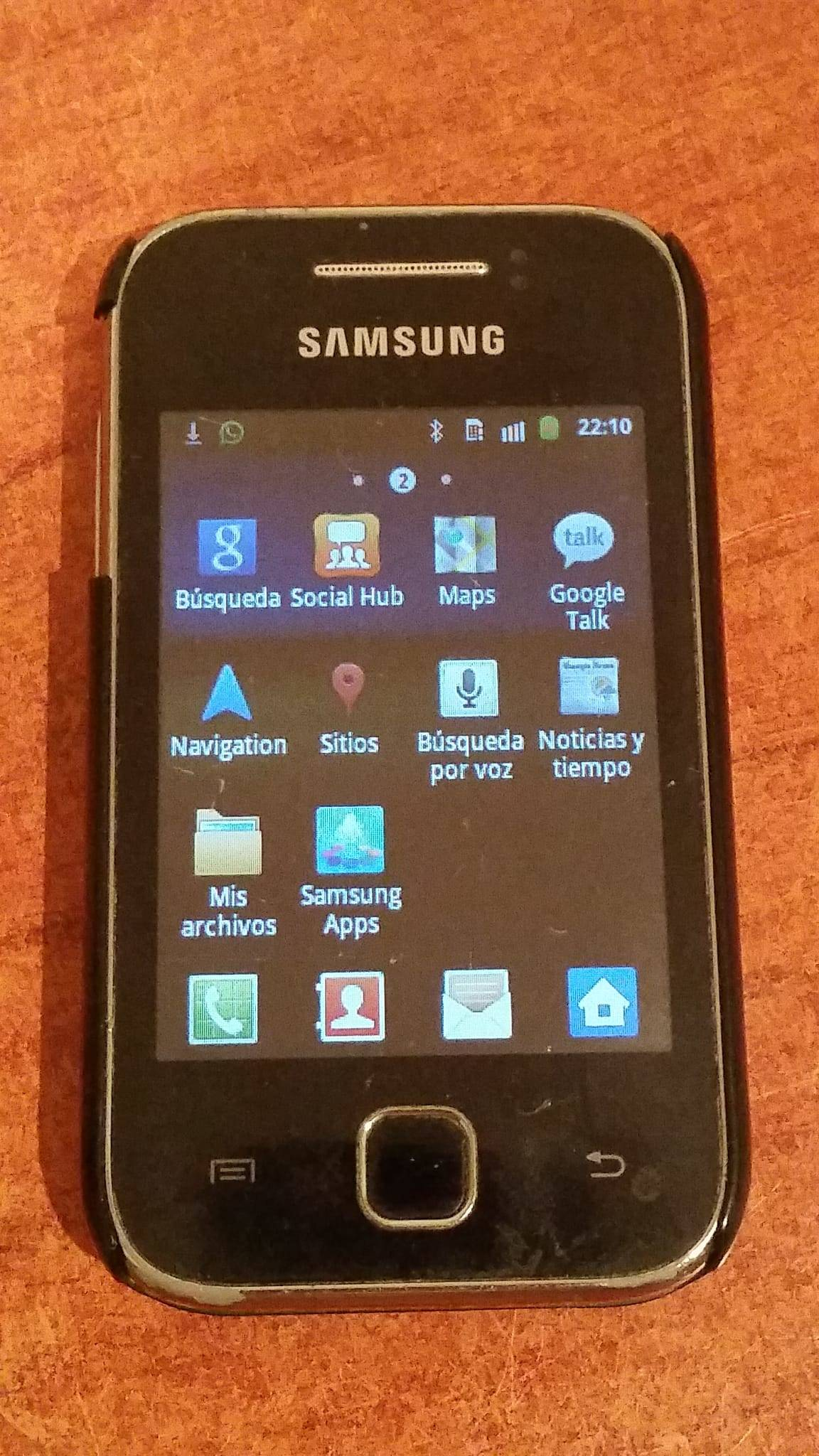 Samsung Galaxy Young  - Foto 11
