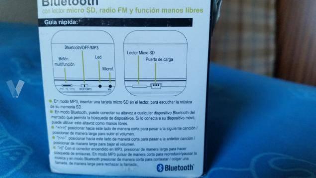 Altavoz Bluetooth  - Foto 6