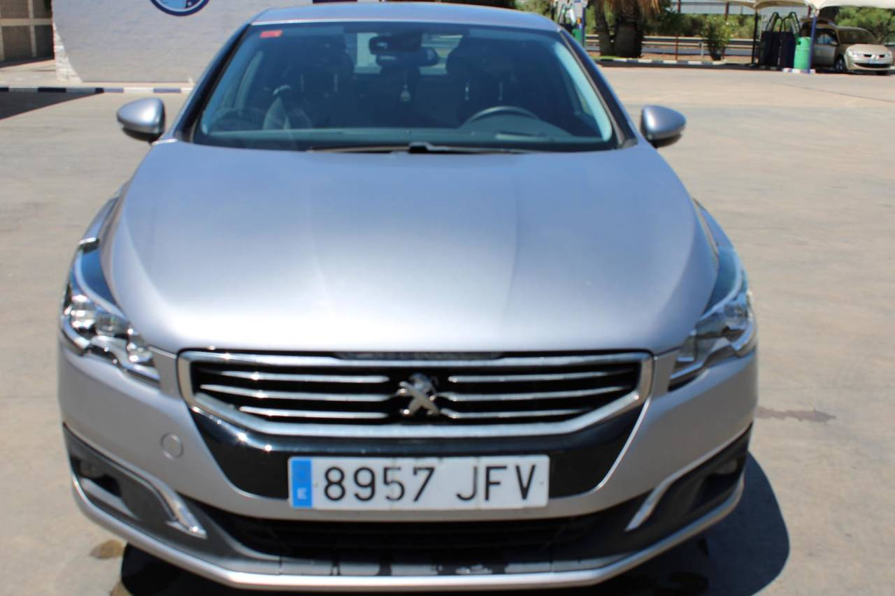 Peugeot 508  - Foto 7