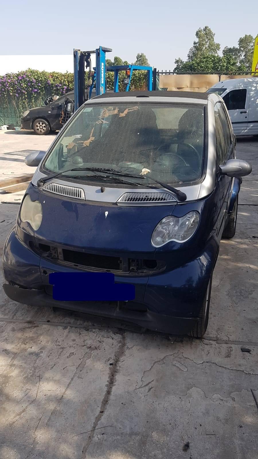 Despiece completo Smart city cabrio w450 año 2006  - Foto 1