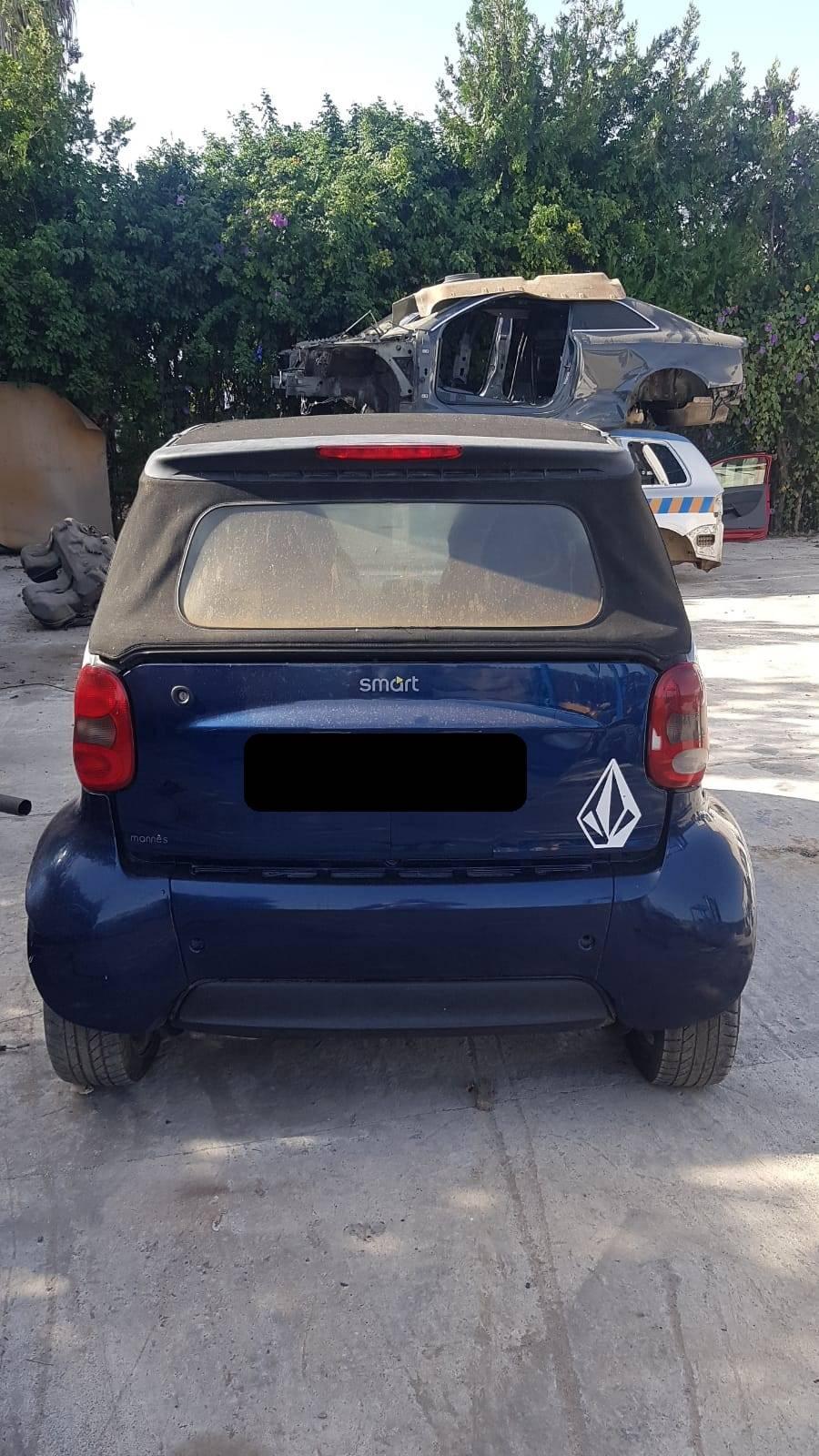 Despiece completo Smart city cabrio w450 año 2006  - Foto 5