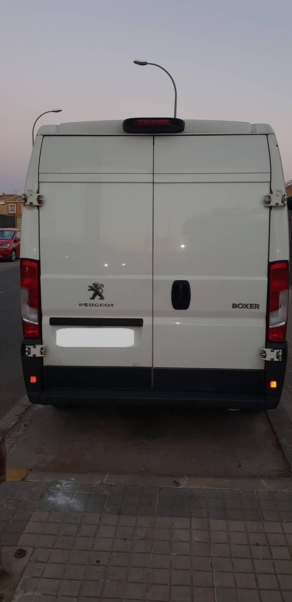 Despiece completo Peugeot boxer 2.2 hdi del año 2015,4h03  - Foto 2