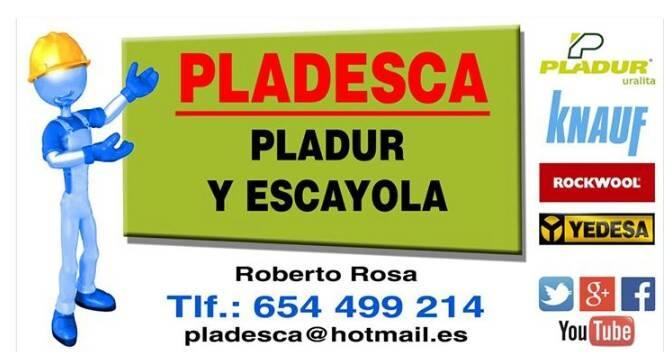 Pladesca pladur y escayola  - Foto 1