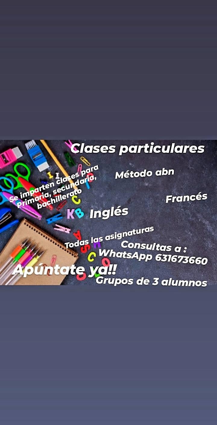 Clases Particulares primaria ,secundaria y Bachillerato  - Foto 1