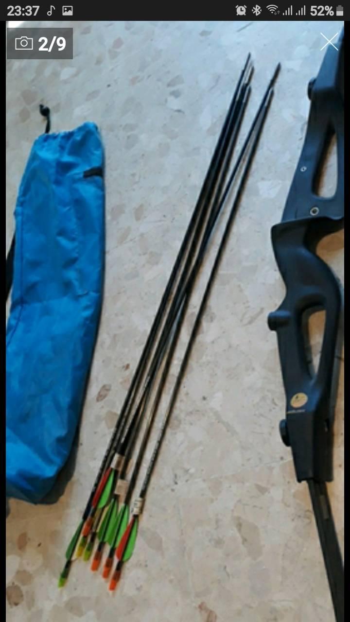 arco y varias flechas  - Foto 2
