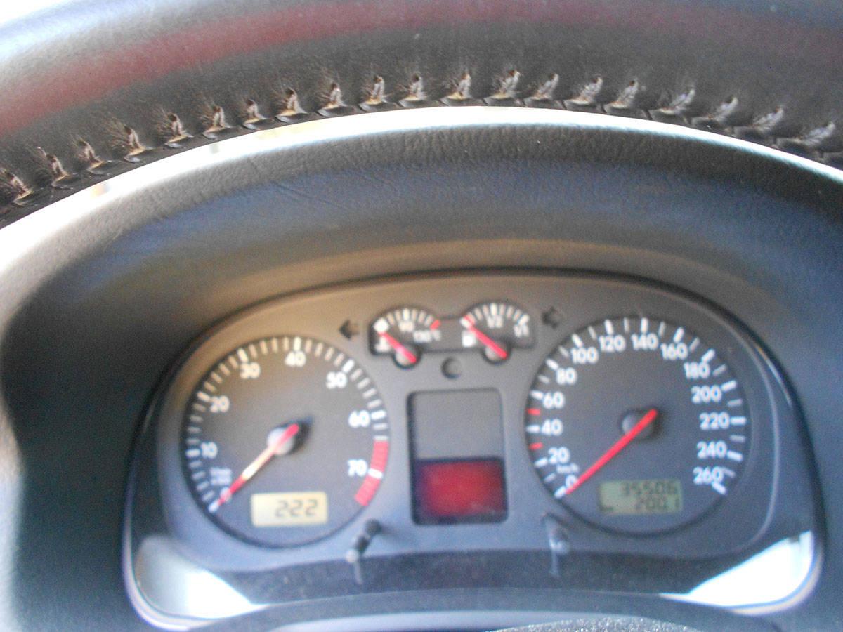 Golf GTI 1.8 turbo 110cv con SOLO 35.500km  - Foto 9