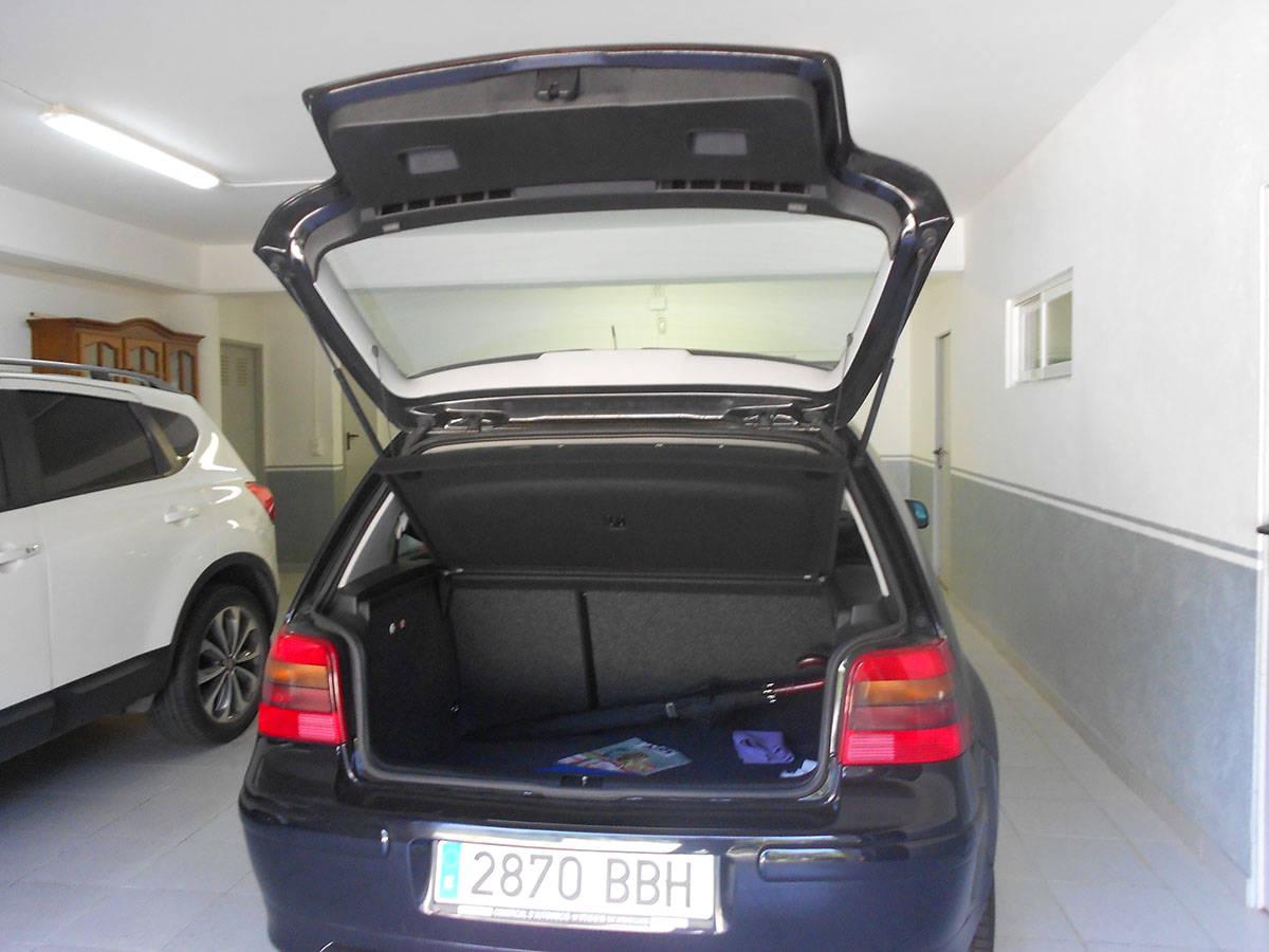 Golf GTI 1.8 turbo 110cv con SOLO 35.500km  - Foto 5