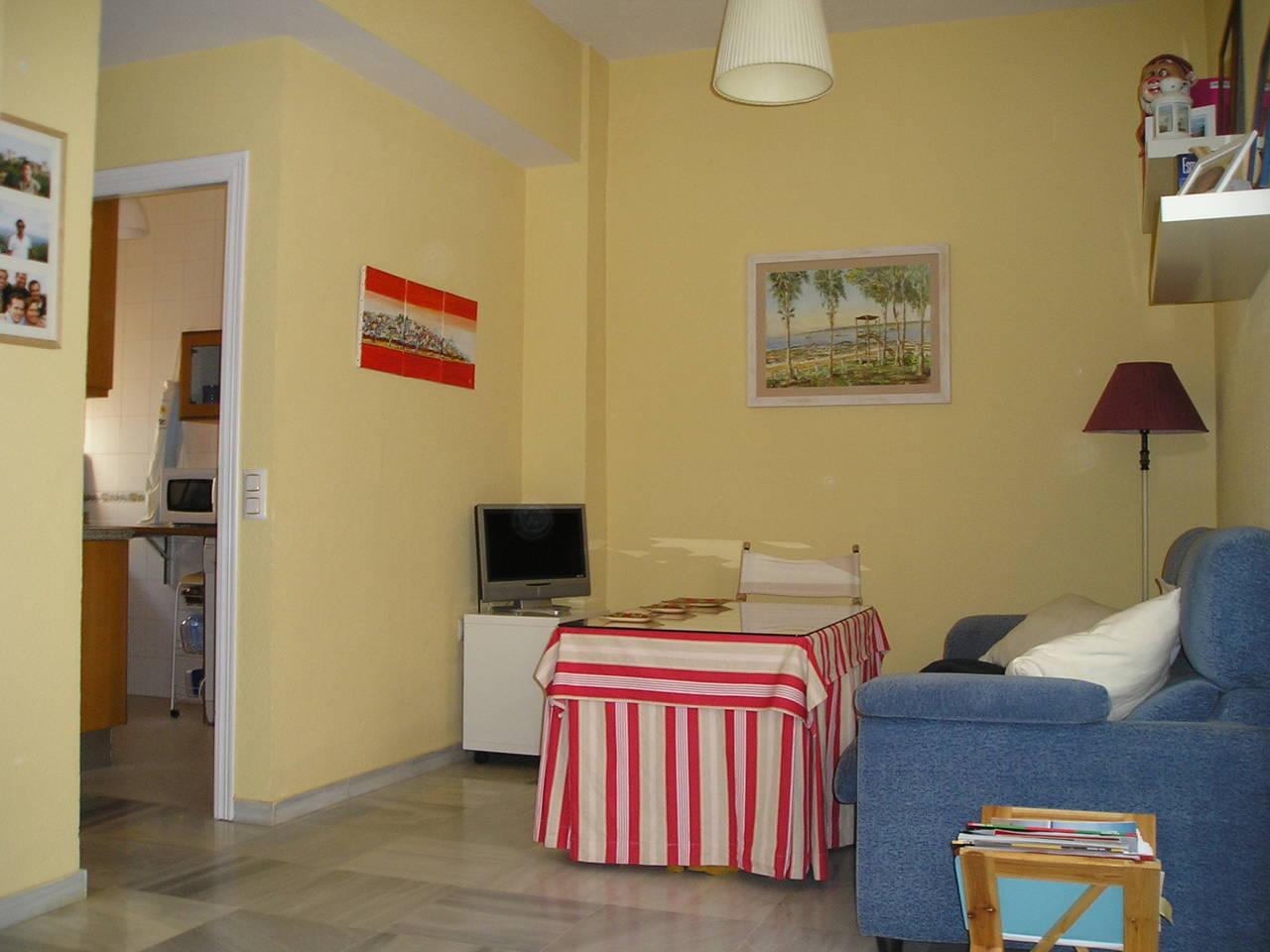 alquiler apartamento. Calle San Juan de Dios 17, 3º d. Sevilla  - Foto 4