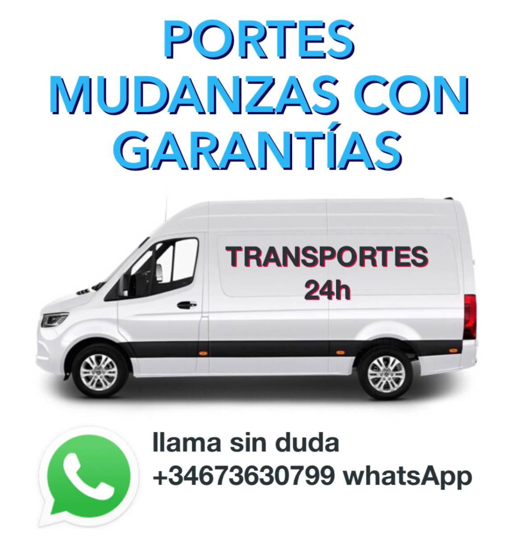 PORTES MUDANZAS CON GARANTÍAS  - Foto 1