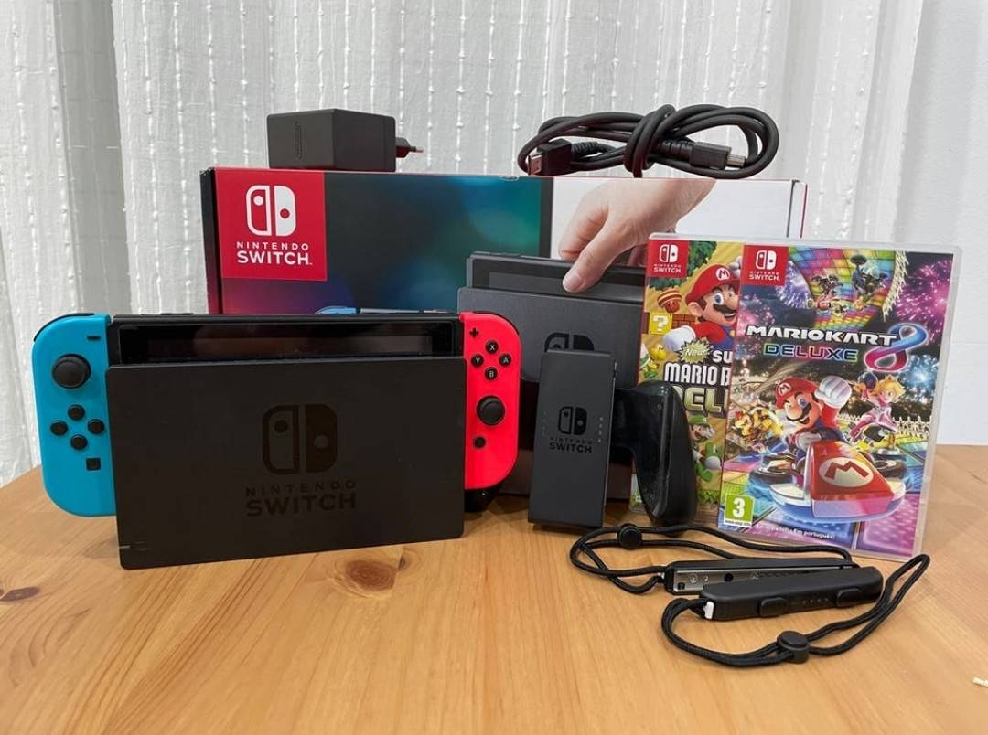 Nintendo switch  - Foto 1