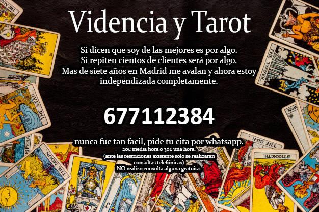 TAROT Y VIDENCIA PROFESIONAL Y CERTERA  - Foto 1