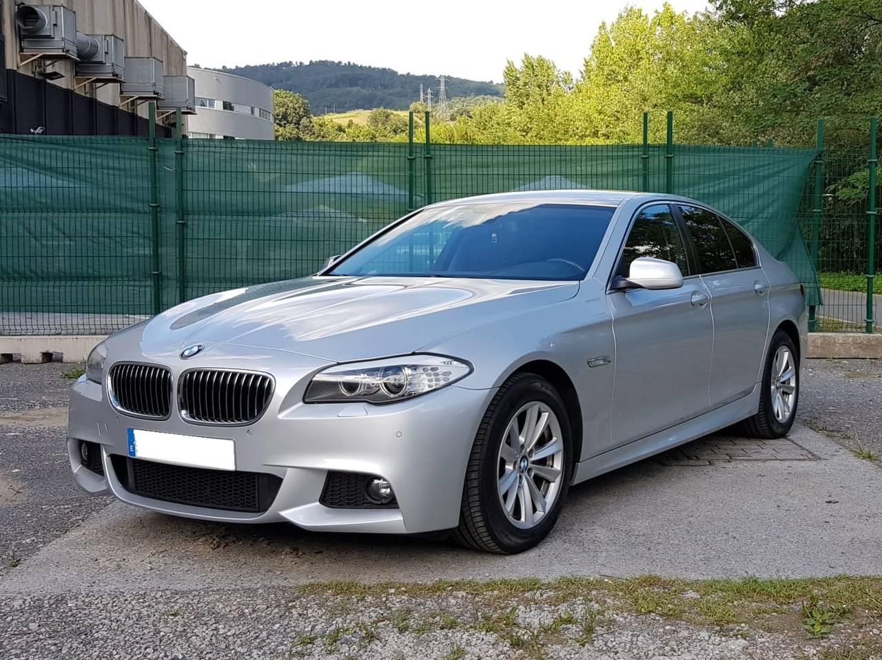BMW Serie 5 f10 520d automático  - Foto 3