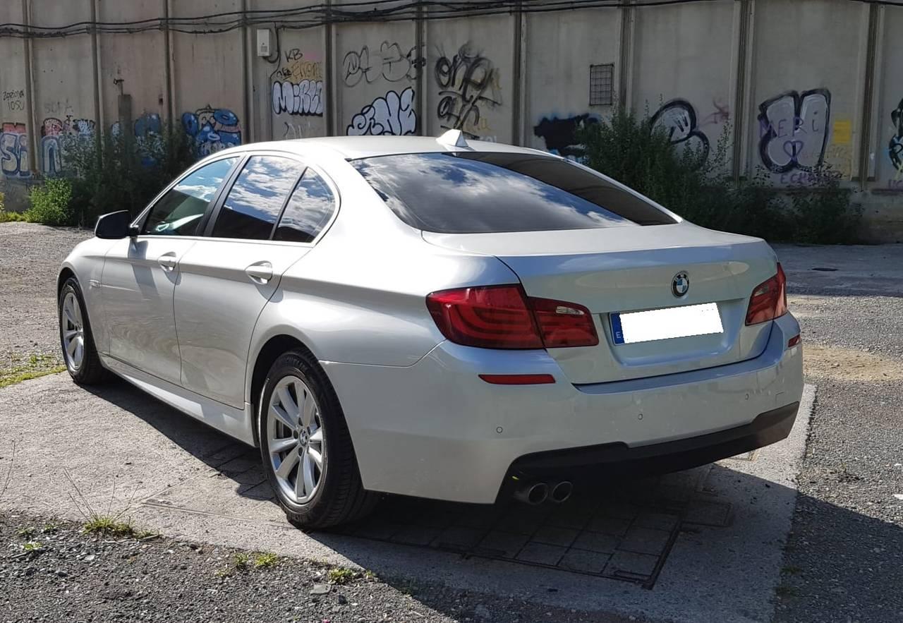 BMW Serie 5 f10 520d automático  - Foto 1