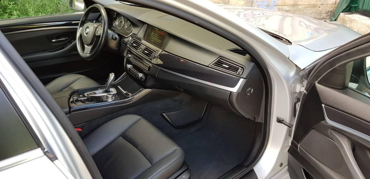 BMW Serie 5 f10 520d automático  - Foto 4