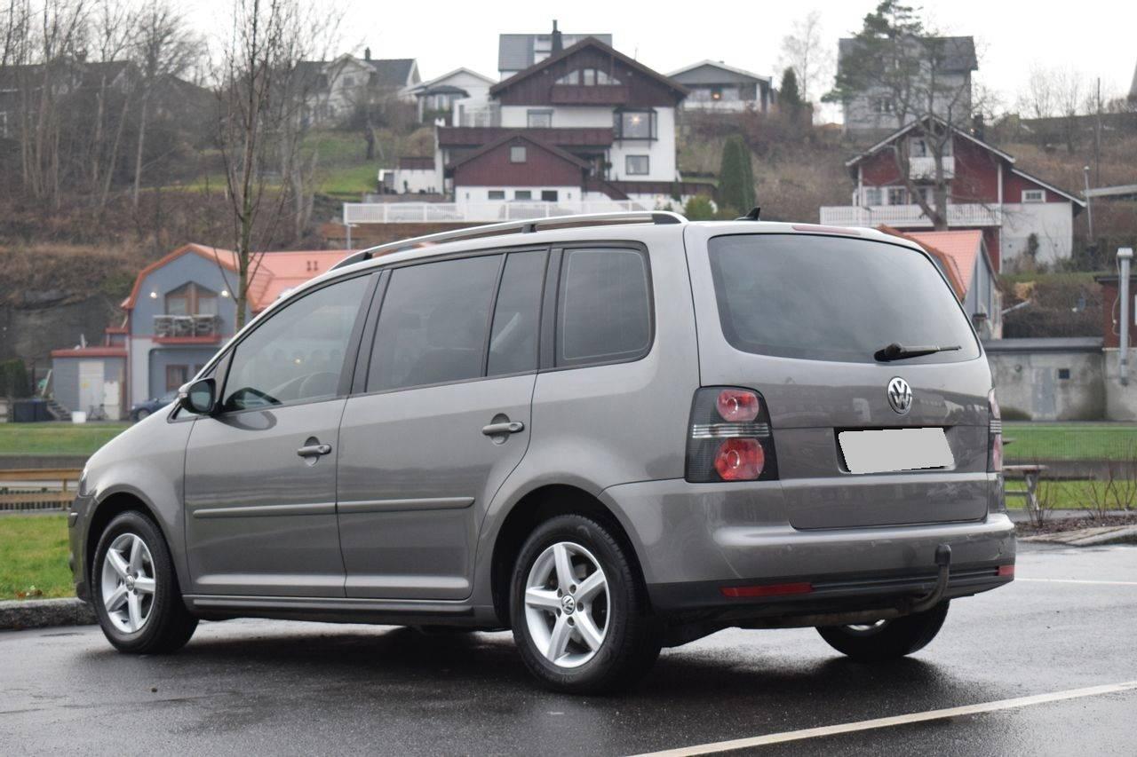 Volkswagen Touran 1.9TDI 105HP  - Foto 2