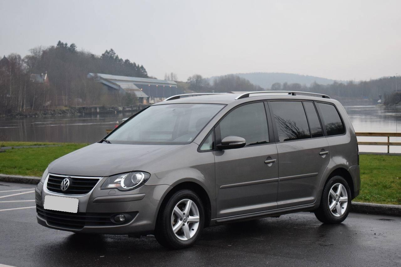Volkswagen Touran 1.9TDI 105HP  - Foto 1
