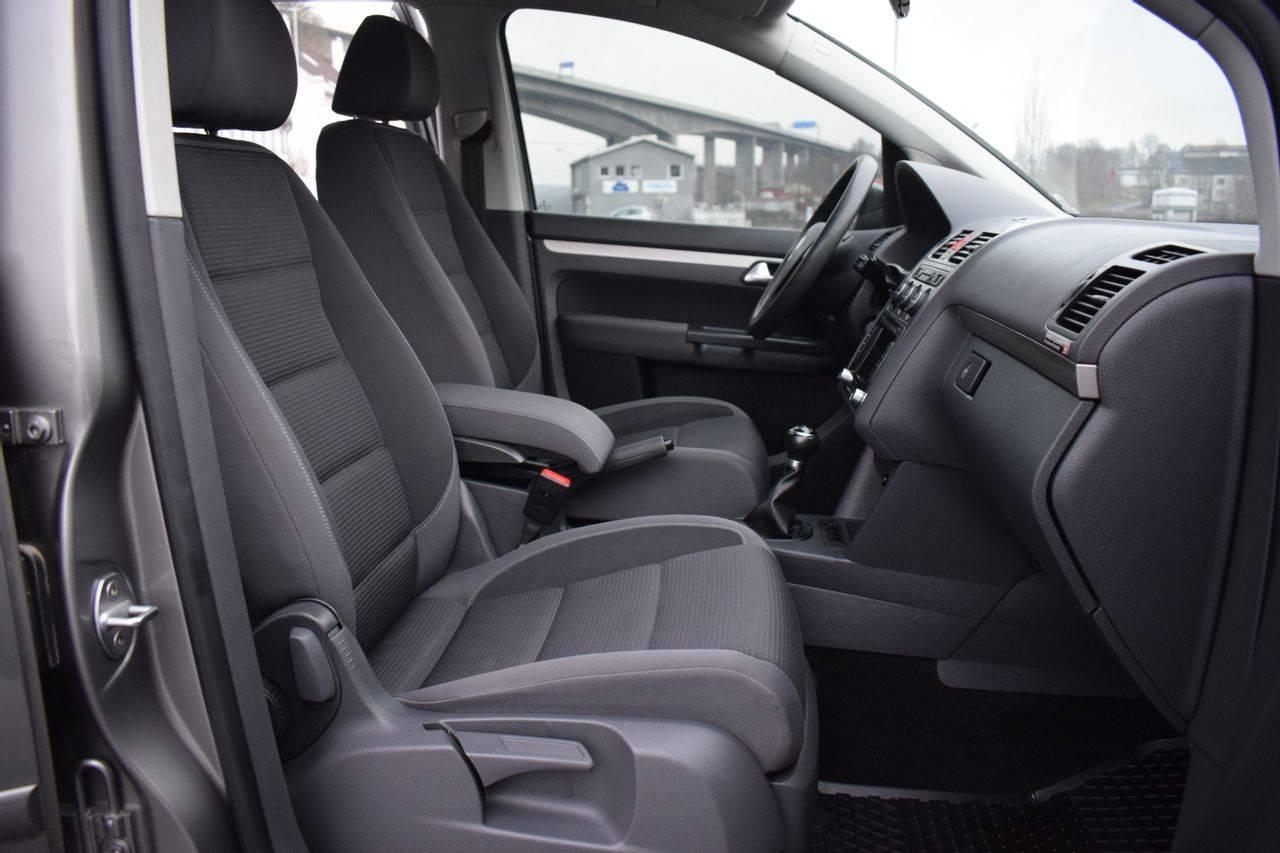 Volkswagen Touran 1.9TDI 105HP  - Foto 5