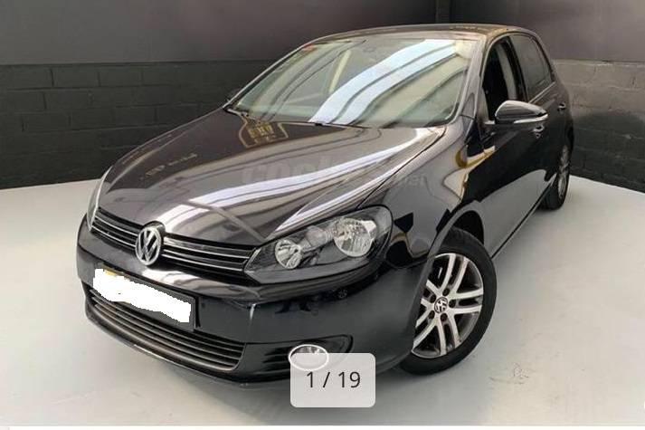 coche Volkswagen golf  - Foto 1