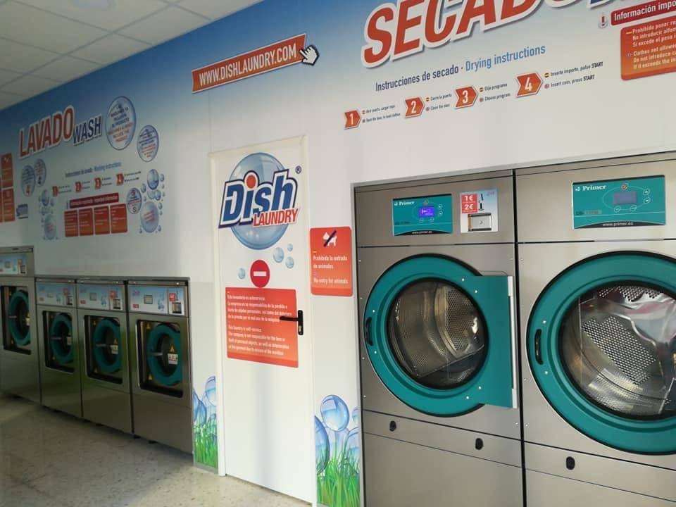 Traspaso lavandería autoservicio Huelva. Llamar   - Foto 1