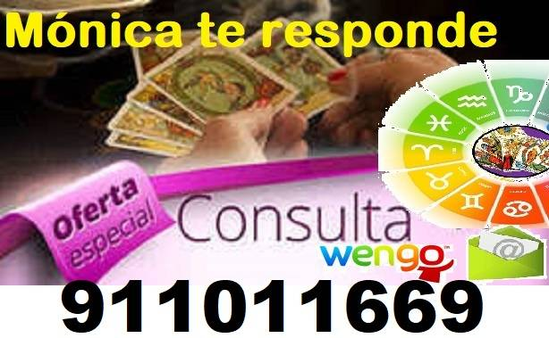 Mi tarot te responde soy Monica id 2144 de wengo.es  - Foto 1