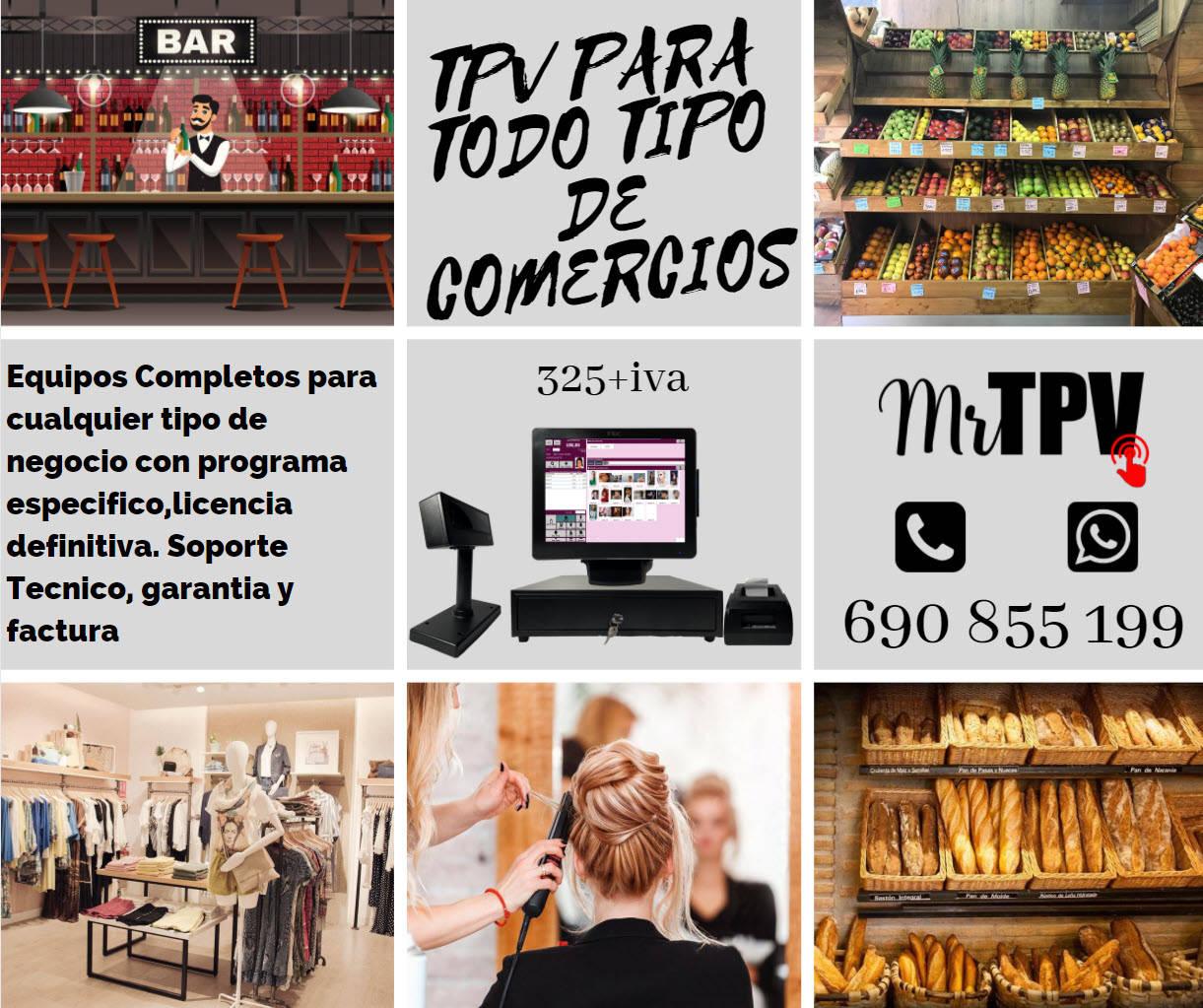 Tpv para todo tipos de negocios  - Foto 1