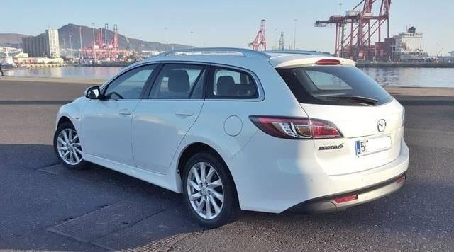 Mazda 6 2.2 DE WAGON Style  - Foto 2