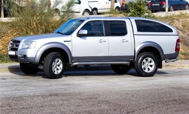 Ford Ranger 2.5TDCi DCb. XLT  - Foto 2