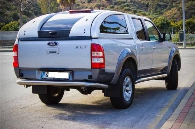 Ford Ranger 2.5TDCi DCb. XLT  - Foto 1