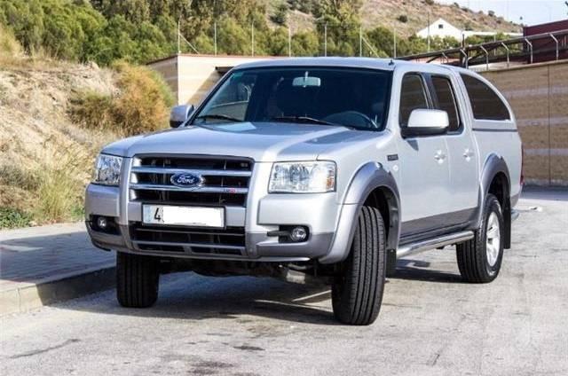 Ford Ranger 2.5TDCi DCb. XLT  - Foto 4