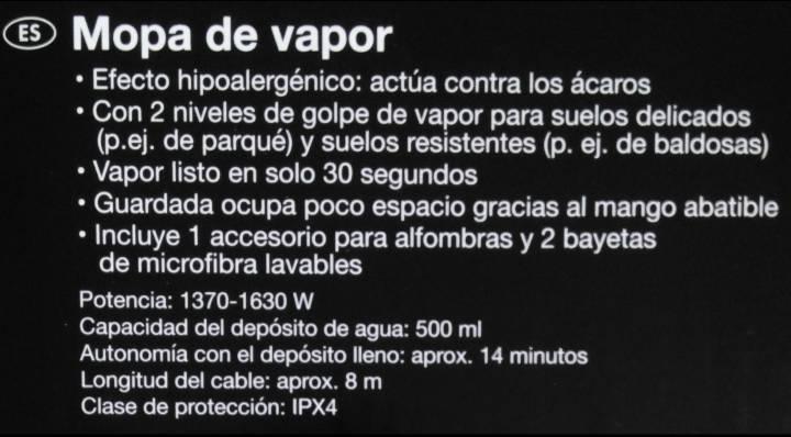 mopa a vapor y regalo tostador y un ventilador  - Foto 4