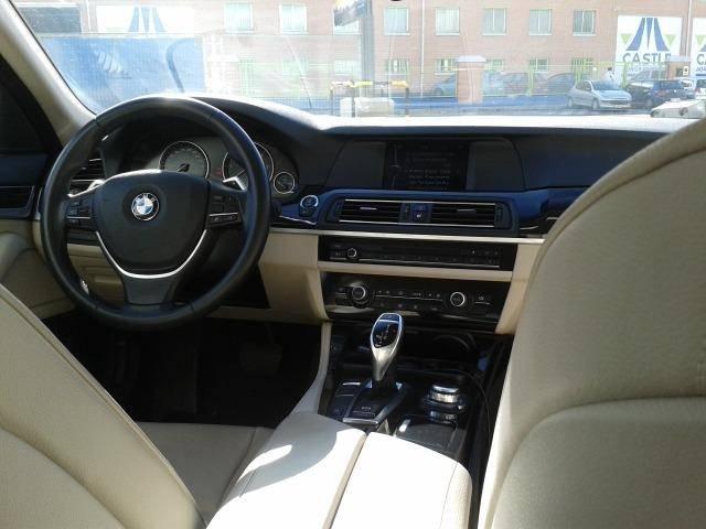 BMW 520 d Efficient Dynamics Edition  - Foto 4