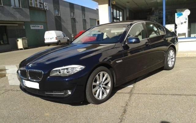 BMW 520 d Efficient Dynamics Edition  - Foto 1
