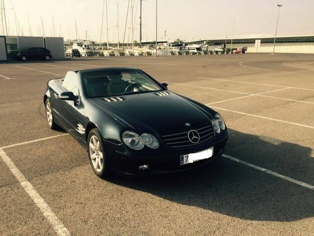 Mercedes-Benz SL 500  - Foto 1