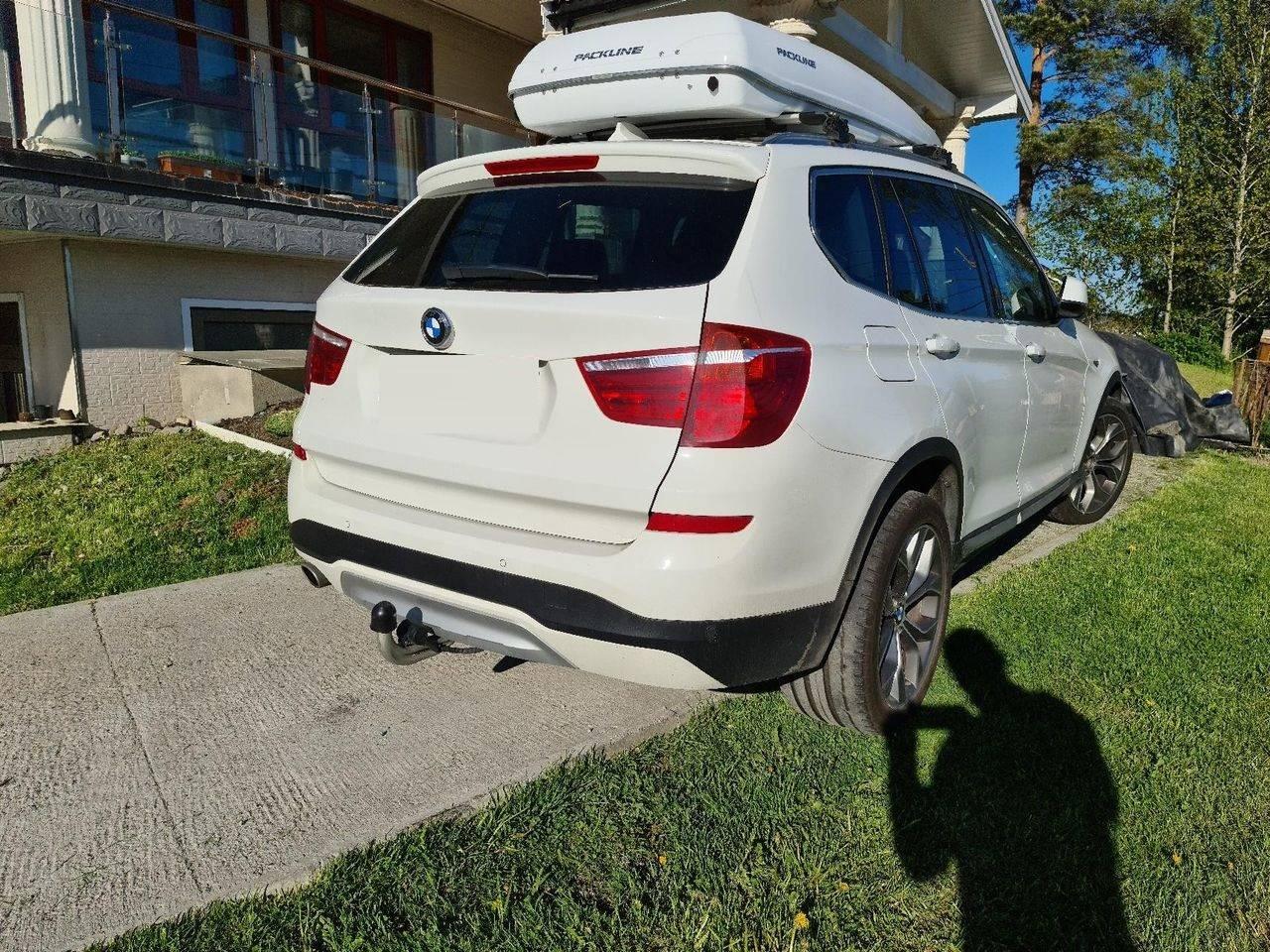BMW X3, XDRIVE20D 2.0-163 D  - Foto 5