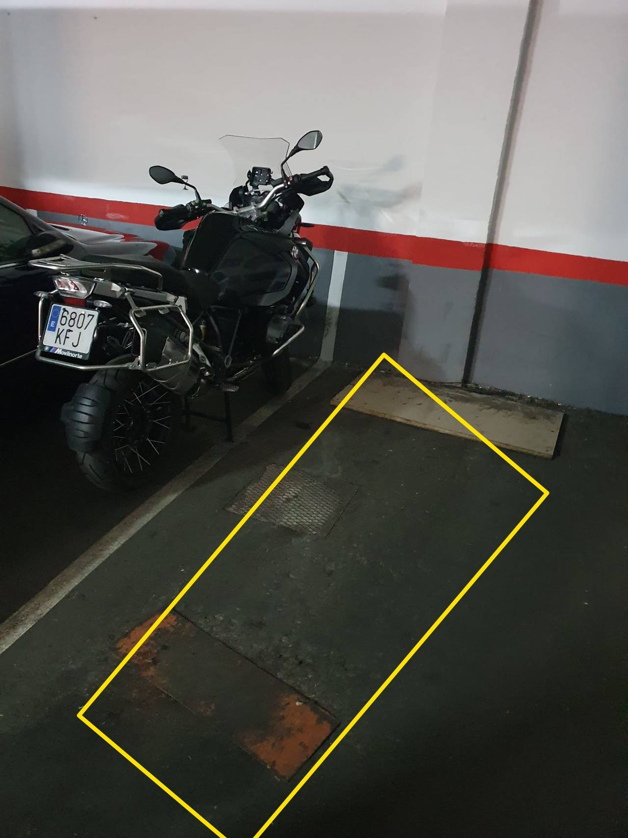 Plaza de Garaje para moto en Marqués de Viana 51  - Foto 2