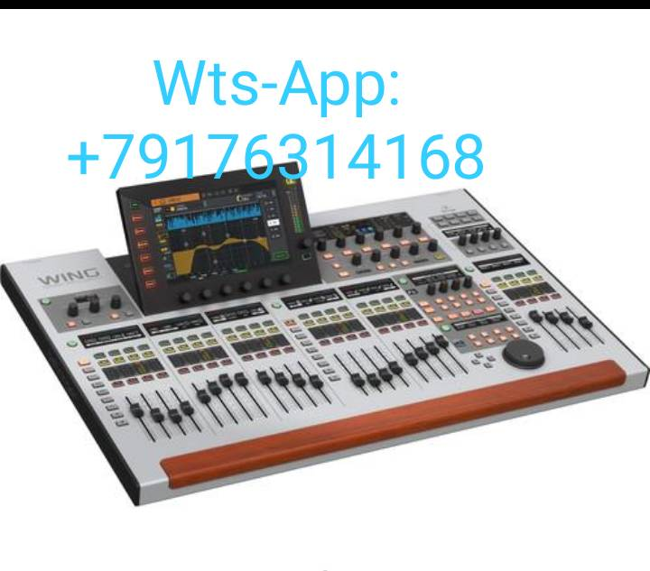 Behringer Wing 48-channel, 28-bus Digital Mixing Console  - Foto 1