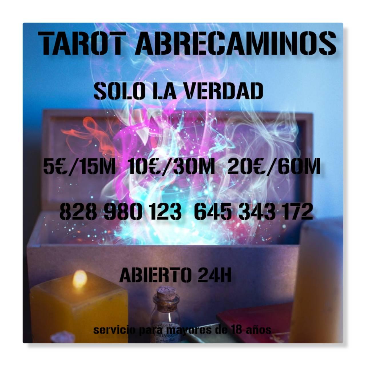 Tarot Abrecaminos Toda España  - Foto 1